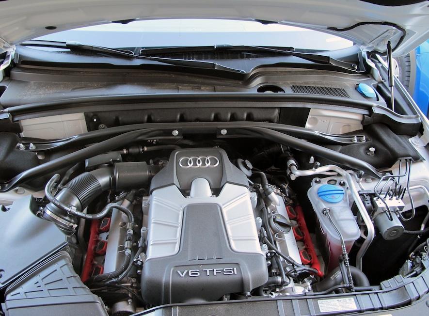 2015 Audi SQ5 Review  WHEELSca