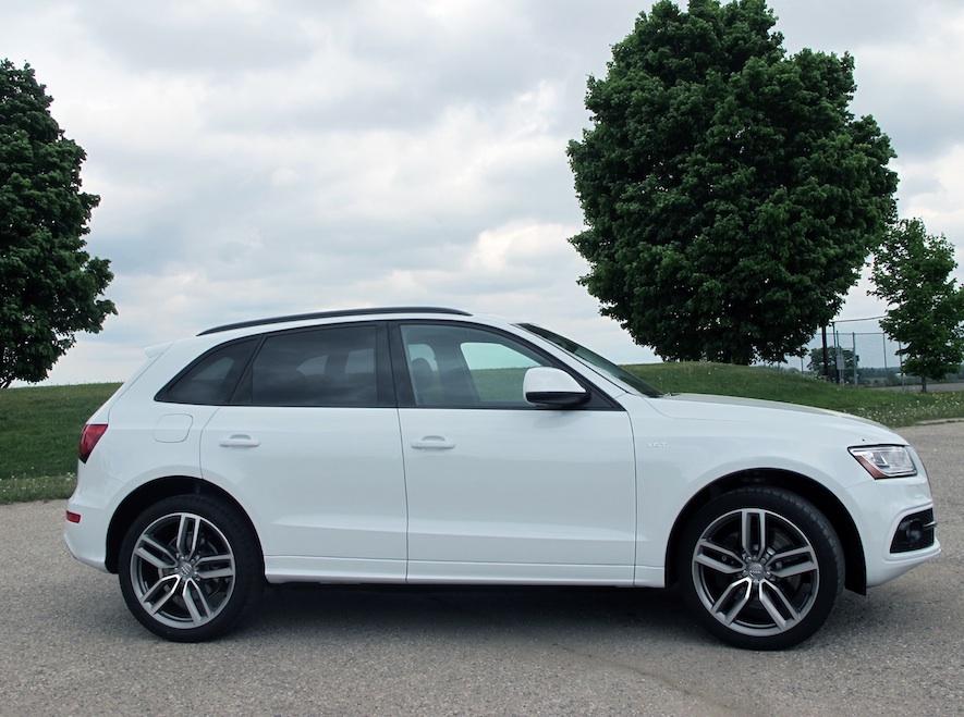 2015 Audi SQ5 Review - WHEELS.ca
