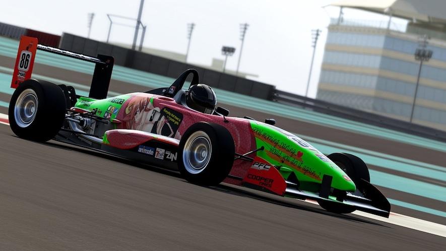Honda Indy Toronto Mazda