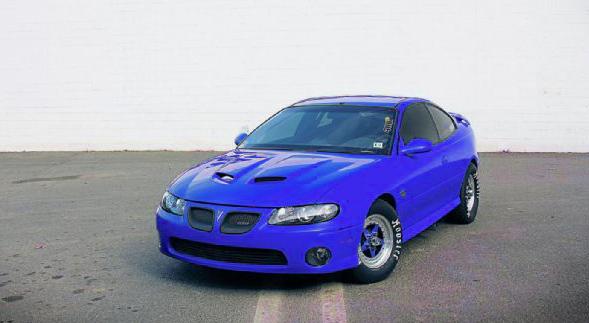 2005/06 Pontiac GTO