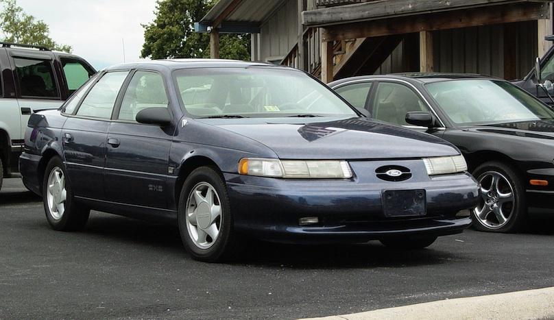1989-1991 Ford Taurus SHO