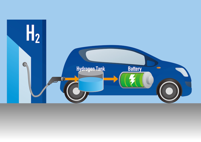 Hydrogen Cars Fuelled By Water Wheels Ca