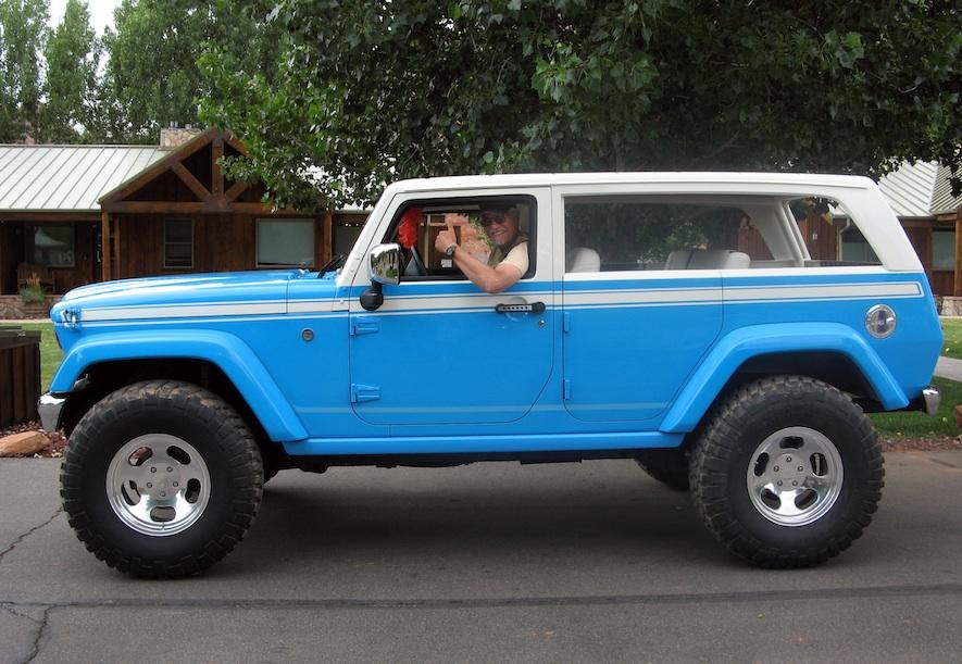 Chief Jeep Concept