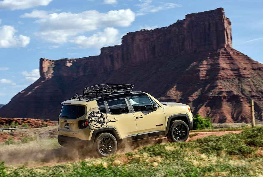 Desert Hawk Jeep Concept