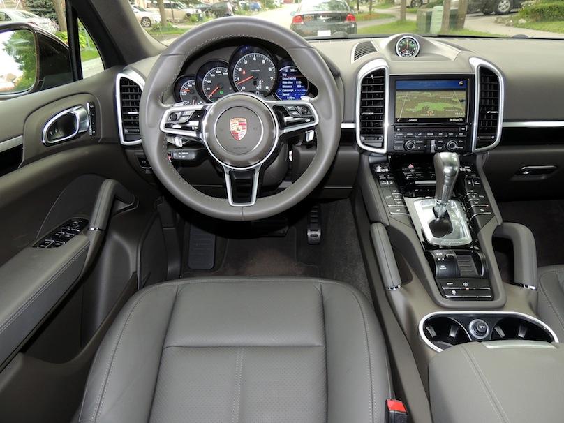 2016 Porsche Cayenne V6 Review Wheels Ca