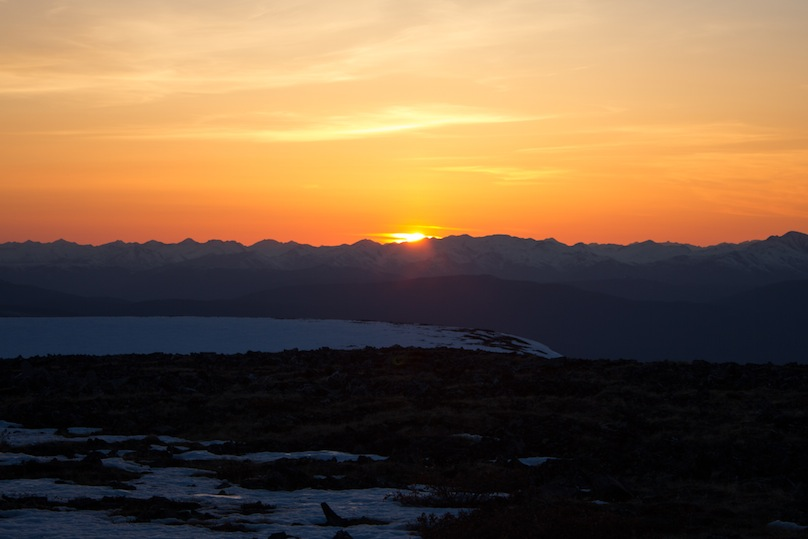 View in Yukon