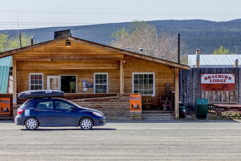 Toyota Matrix in Yukon