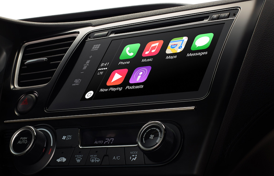 Apple Carplay options