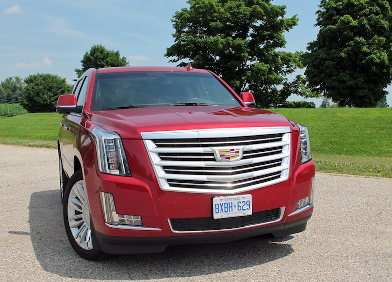 2015 Cadillac Escalade Premium Review Wheels Ca