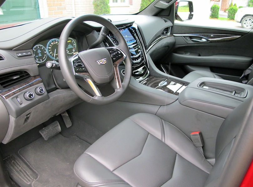 Cadillac Escalade Interior 2015 Images Galleries With A Bite