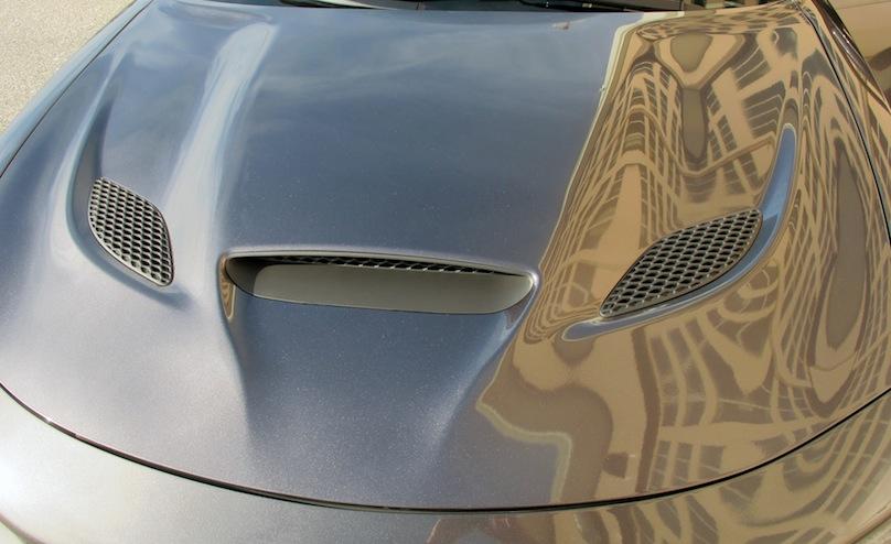 2015 Dodge Charger SRT Hellcat Scoops