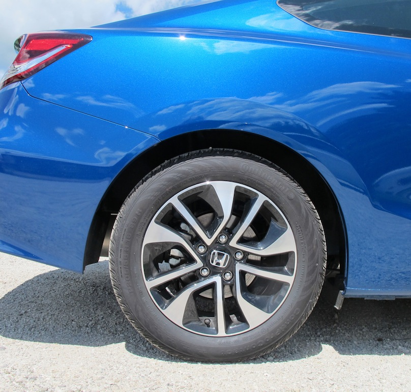2015 honda civic coupe wheels