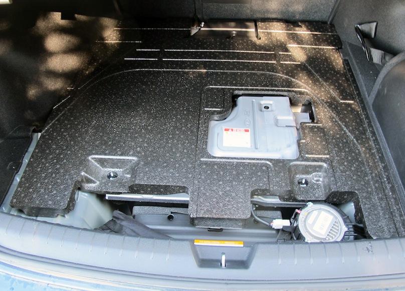 2016 Hyundai Sonata hybrid battery