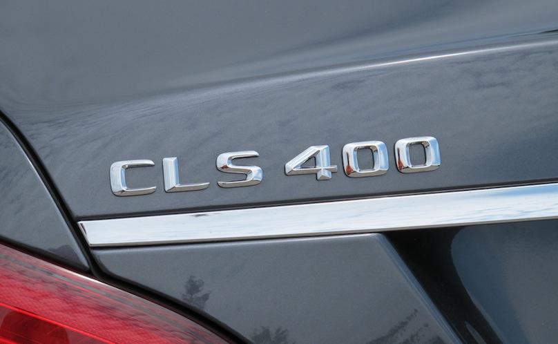 Mercedes-CLS logo