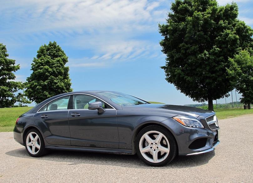 Mercedes-CLS main