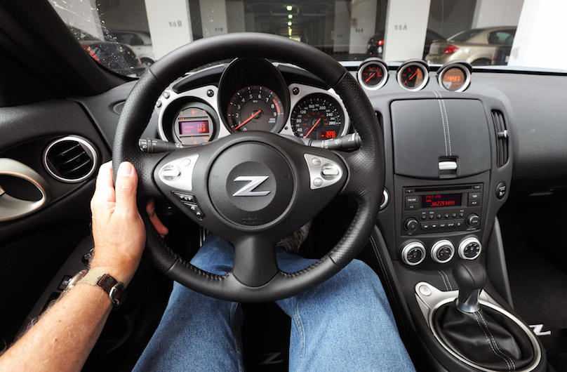 2016 nissan 370z interior. nissan 370z coupe enthusiast edition 2016 at a glance 370z interior
