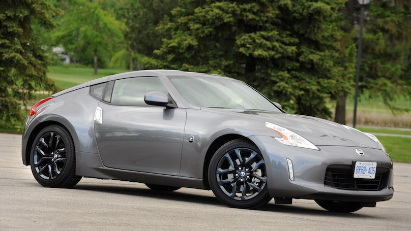2016 Nissan 370z Coupe Enthusiast Edition Review Wheels Ca