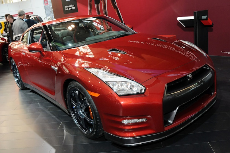 Marvelous The GT R Is Undoubtedly One Of The Fastest Cars In Its Price Range Starting  At $110,000. A Black Edition And NISMO Are Also Available.