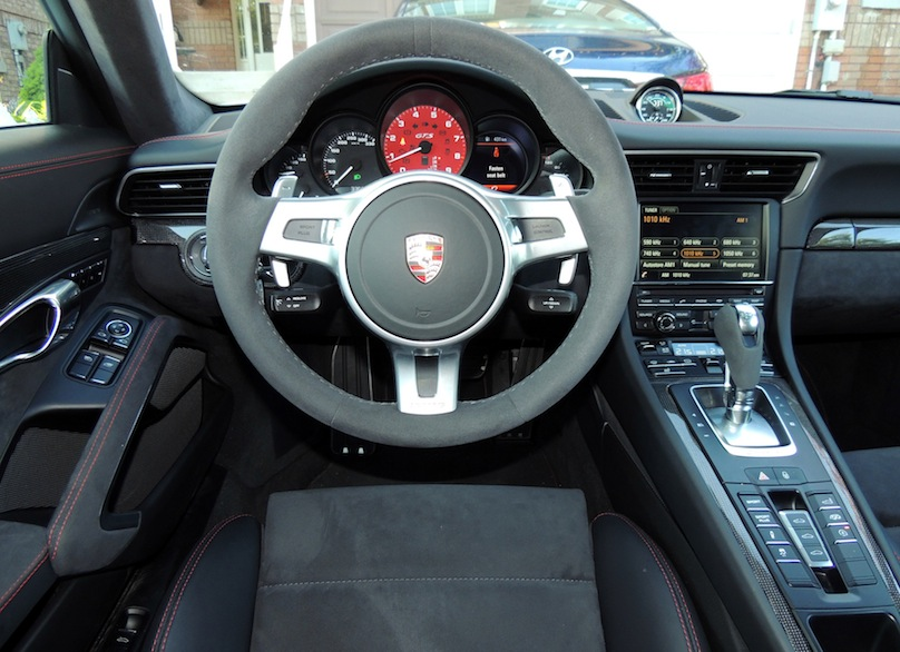 2015 Porsche 911 Carrera 4 Gts Review Wheels Ca
