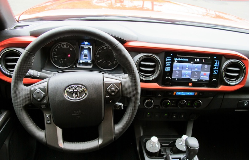 2016 Toyota Tacoma Interior Nice Ideas