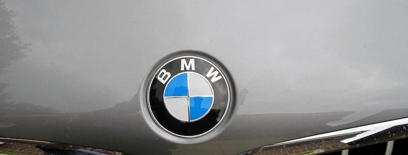 2015 BMW X6 xDrive50i badge