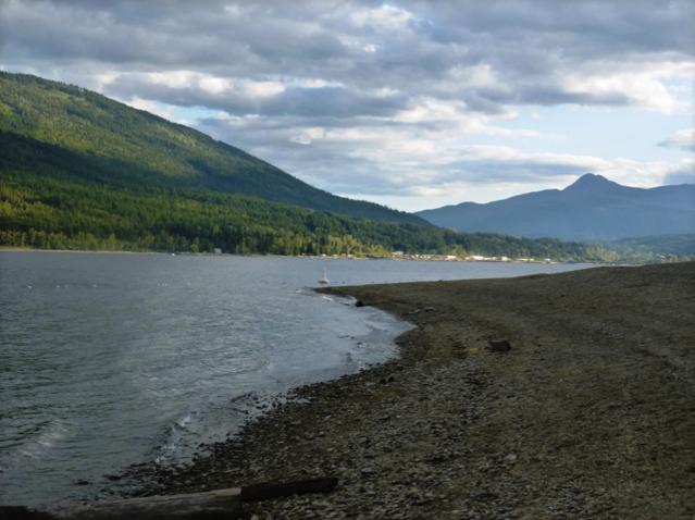 Shuswap Lake, Salmon Arm