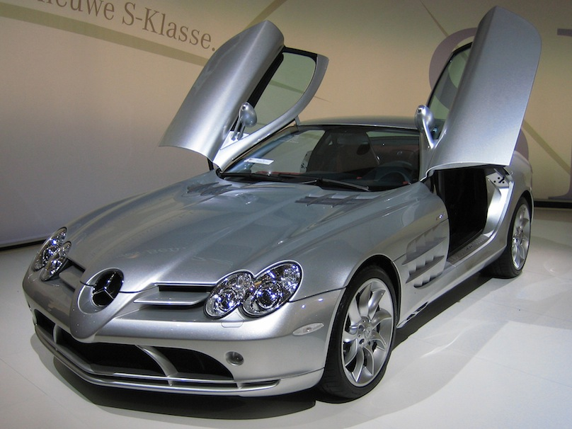 Top MercedesBenz Of Alltime WHEELSca - Cool mercedes cars