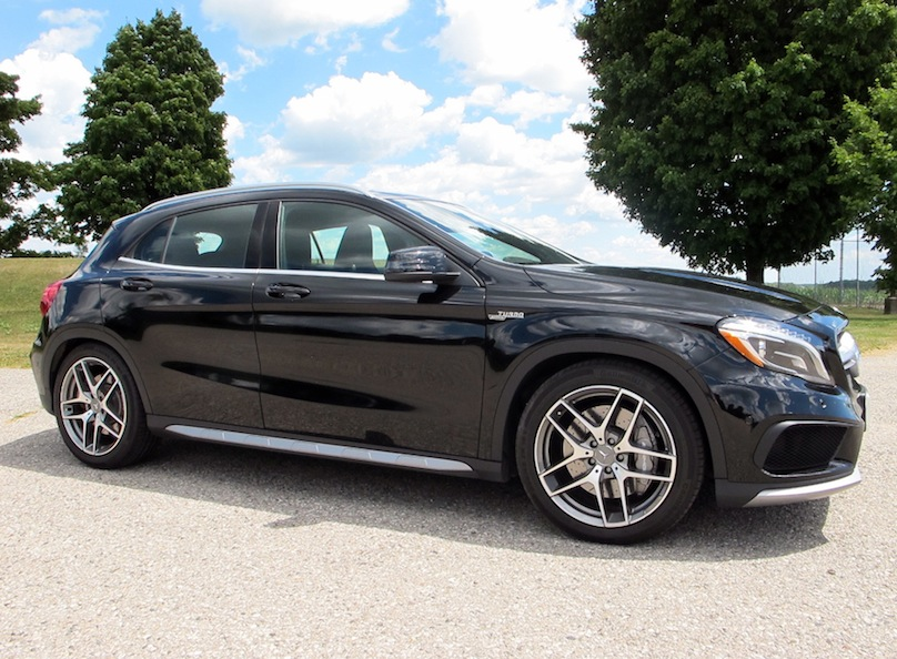 2015 mercedes benz gla 45 amg review for Mercedes benz gla 45 amg
