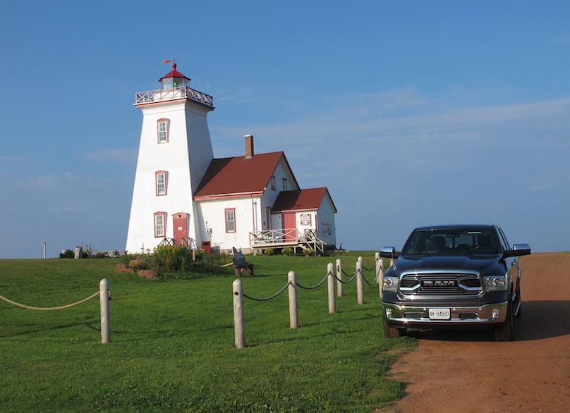 2015 Ram 1500  in the country side