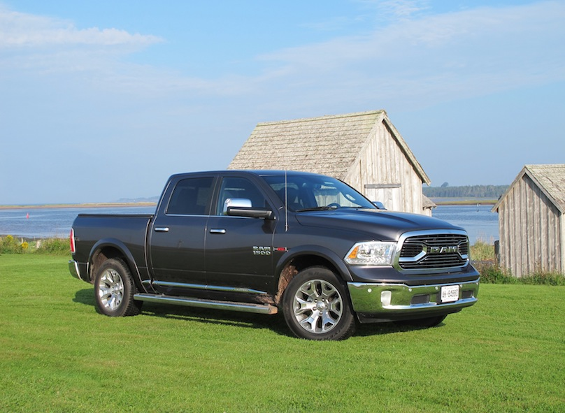 2015 Ram 1500 Ecodiesel Review Wheels Ca