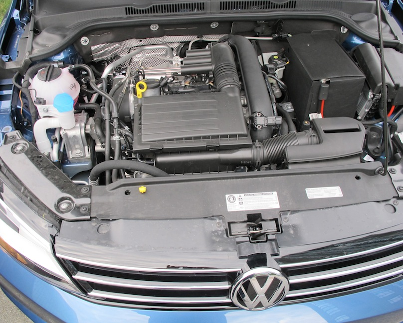 2016 Volkswagen Jetta 1 4 Tsi Review