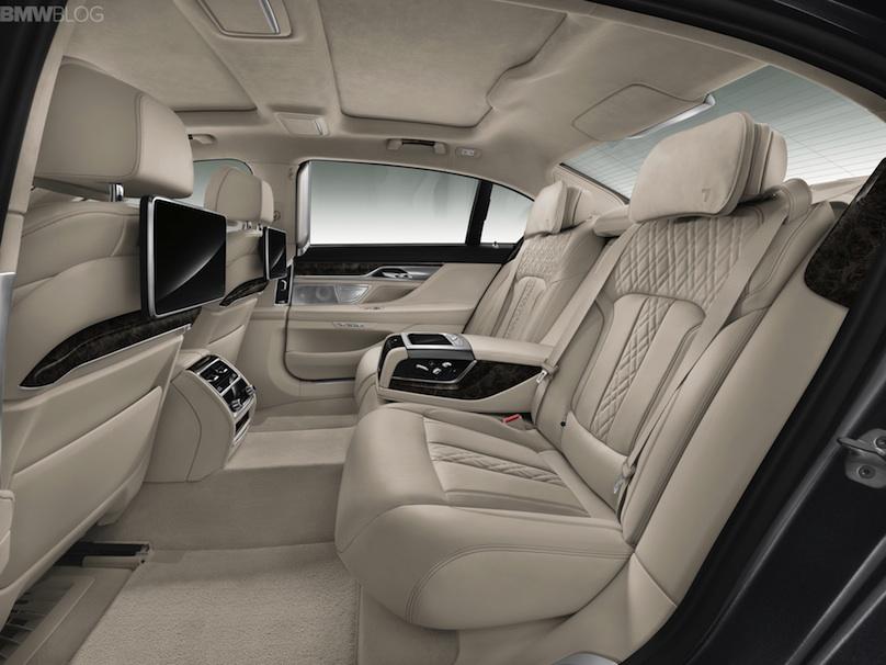 BMW Massage seat