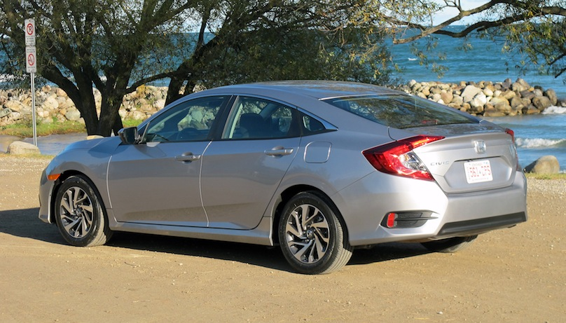 New 2016 Honda Civic Review  WHEELSca