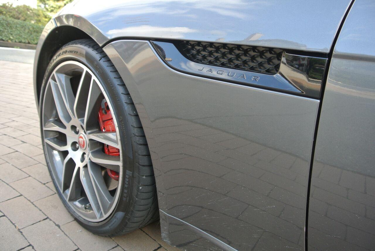 2016 Jaguar F-Type wheels