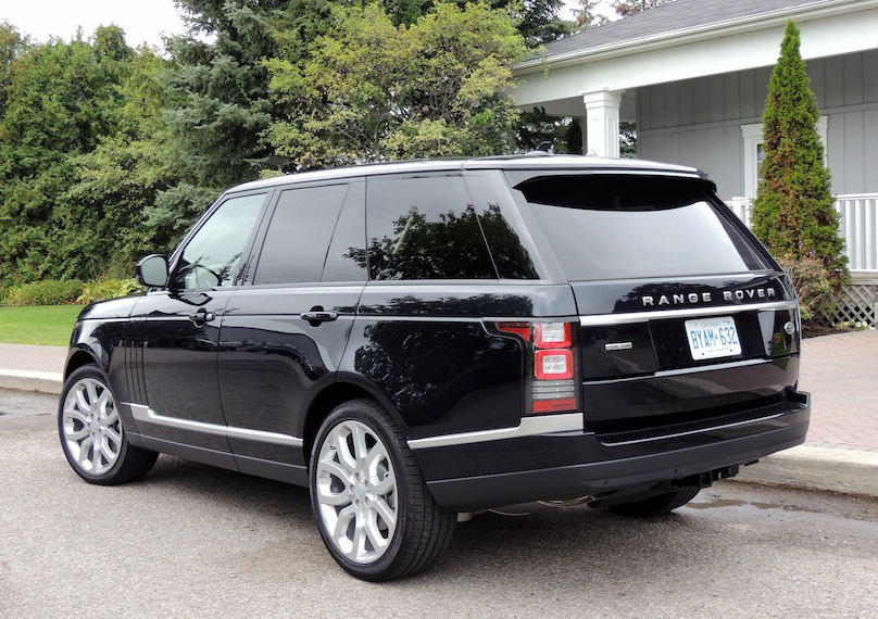 2016 range rover td6 hse review. Black Bedroom Furniture Sets. Home Design Ideas