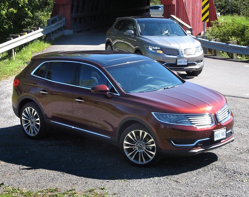 2016 Lincoln MKX main