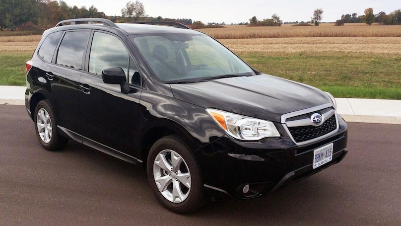 2016 subaru forester touring review. Black Bedroom Furniture Sets. Home Design Ideas