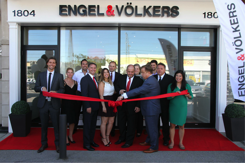 Engel and volkers toronto uptown for Engel and volkers world