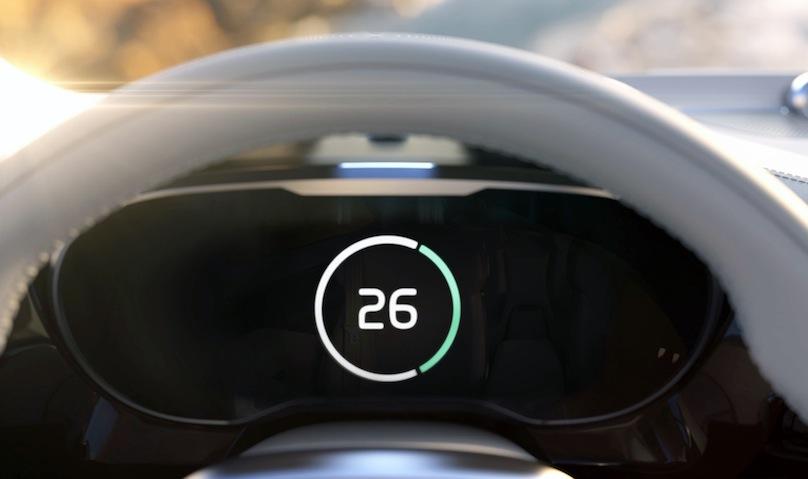 Volvo Time Machine Concept