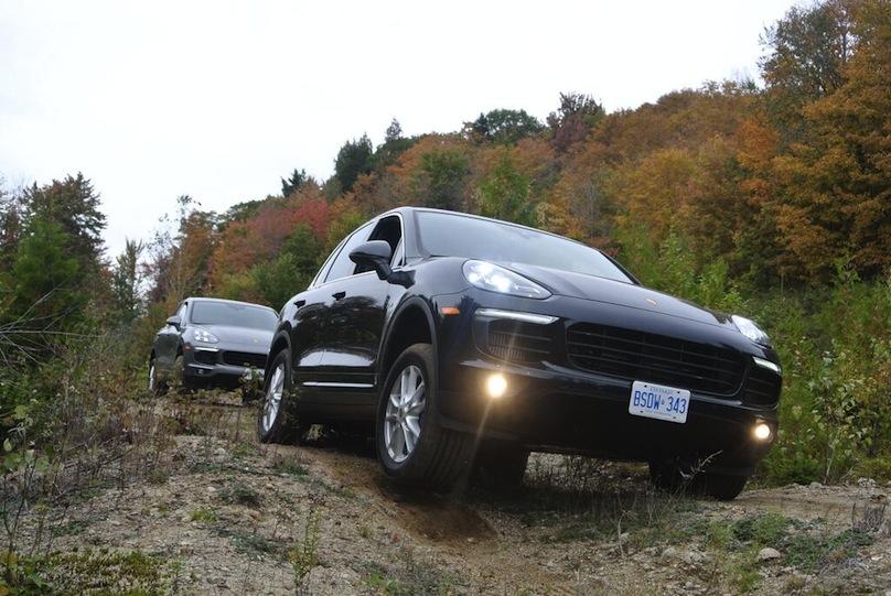 Porsche off road