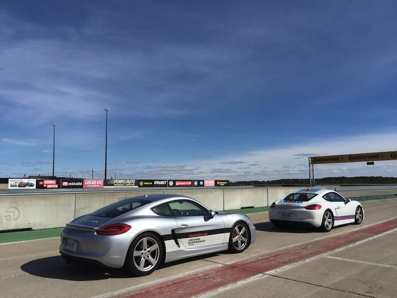 Porsche performance