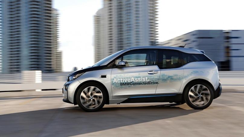 BMW - Remote Valet Parking Assistant