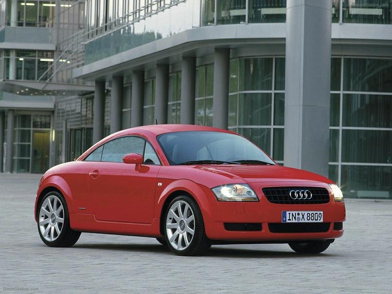 Audi TT (1998-Present)