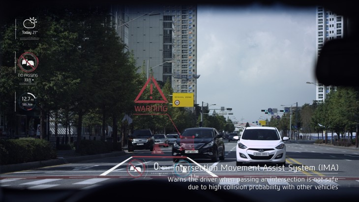 Hyundai – Improved Traffic Jam Assist