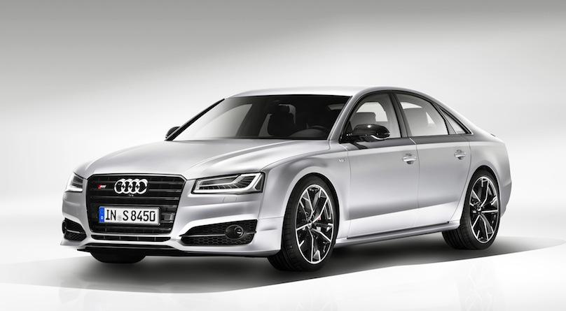 Audi at LA