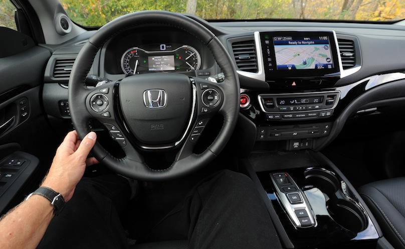 2016 Honda Pilot Touring AWD Review – WHEELS.ca