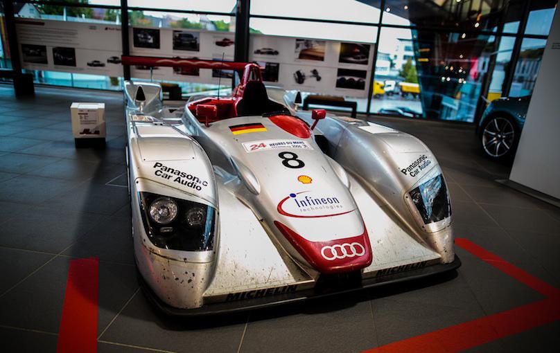 Audi R8 Le Mans Prototype (2000)