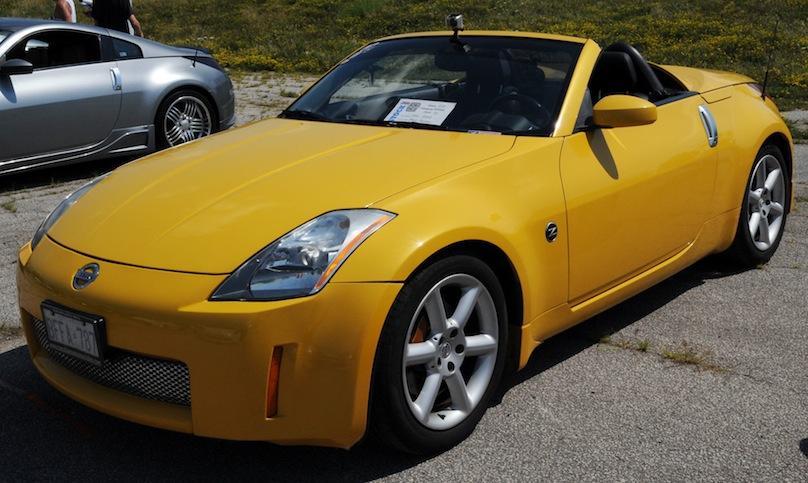 2003 U2013 2009 Nissan 350Z