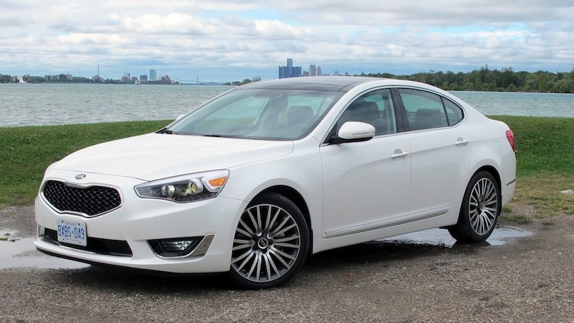 The Cadenza is a fantastic executive car that's giving luxury brands serious competition.