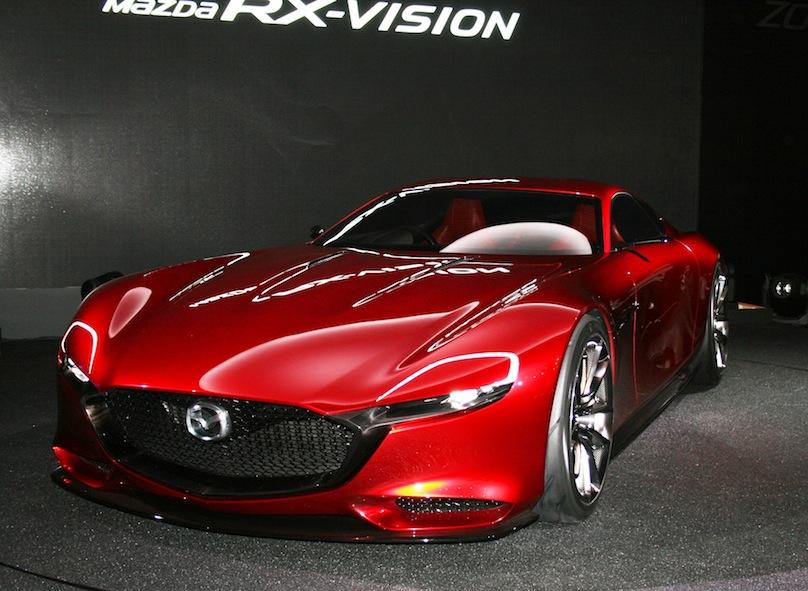 Mazda concept at Tokyo